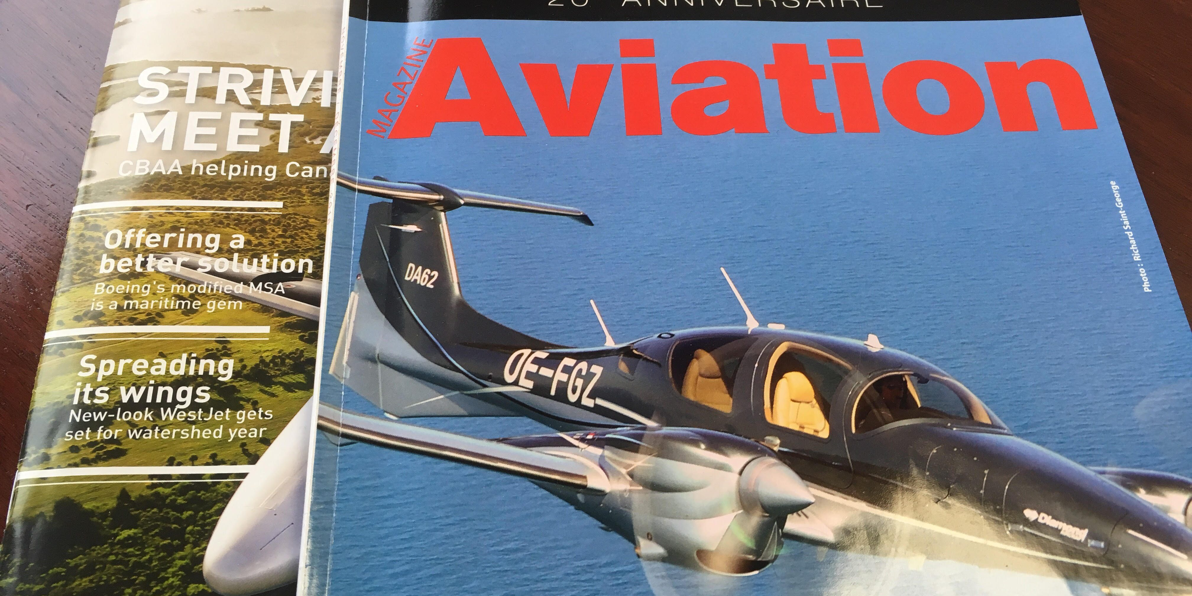 1781b8011a0 Top Aviation Magazines for Aircraft Pilot Students - Academy of ...